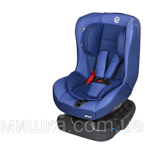 Детское автокресло El Camino ME 1010-4 INFANT голубая