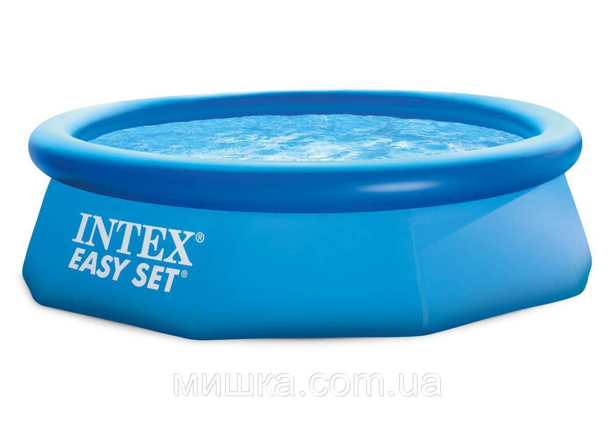 Семейный надувной бассейн Intex 28110