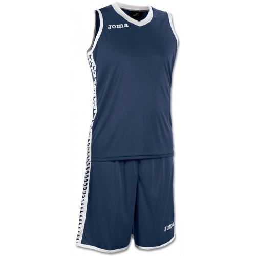 947efdad Комплект баскетбольной формы Joma PIVOT темно-синий 1227.003, цена 900  грн., купить в Киеве — Prom.ua (ID#800012933)