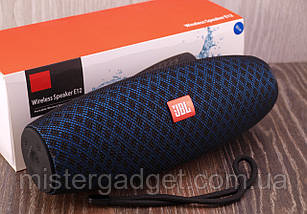 Колонка беспроводная JBL Charge E12 Bluetooth 10W Синий 1200mAh, фото 3