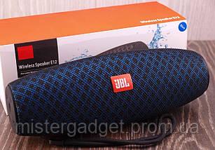Колонка беспроводная JBL Charge E12 Bluetooth 10W Синий 1200mAh, фото 2
