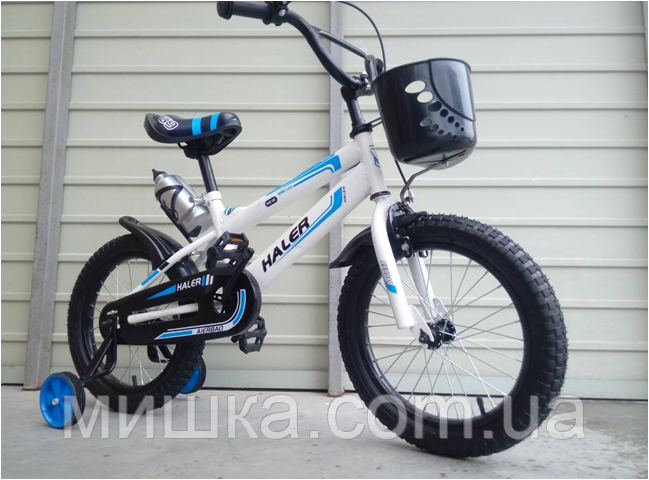 "Велосипед детский TopRider-812 20"" синий"