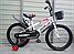 "Велосипед детский TopRider-812 20"" синий, фото 3"