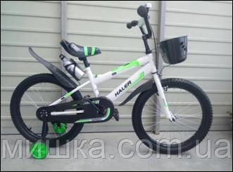 """Велосипед детский TopRider-812 20"""" салатовый"""