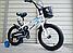 """Велосипед детский TopRider-812 16"""" красный, фото 3"""
