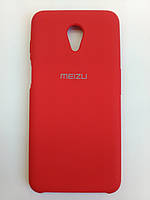TPU + PC + MicroFiber Silicone Case for Meizu M6s Red (красный)