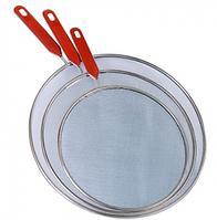 Захист від розбризкування жиру (25 см, кришка-сітка), арт. 80-2