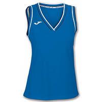 Майка для тенісу жіноча Joma TERRA синя 900021.700
