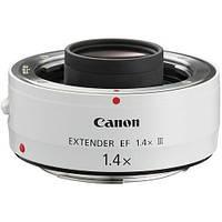 Экстендер Canon EF 1.4x III Extender Гаратния от производителя (в наличии на складе)