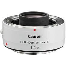 Экстендер Canon EF 1.4x III Extender Гаратния от производителя / на складе
