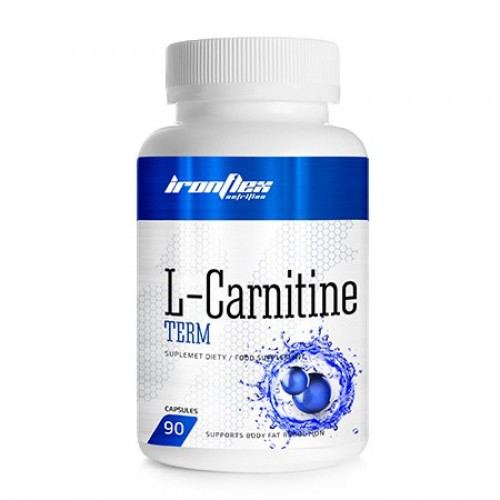 Карнитин IronFlex - L-Сarnitine Term (90 таблеток)