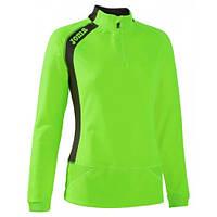 Олимпийка для бега женская Joma ELITE V зеленая 900213.023