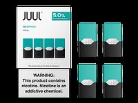 Juul Pods Картриджи Classic Menthol Пады 5%  для электронной сигареты Juul