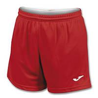 Шорты футбольные женские Joma PARIS II красные 900282.600