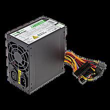 Блок питания GreenVision ATX 400W, fan 8см, black