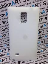 Чехол для 3D сублимации на Samsung Note 4 матовый, фото 3