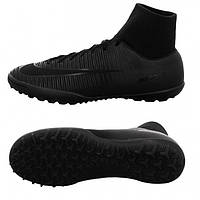 Сороконожки Nike Mercurial X TF black