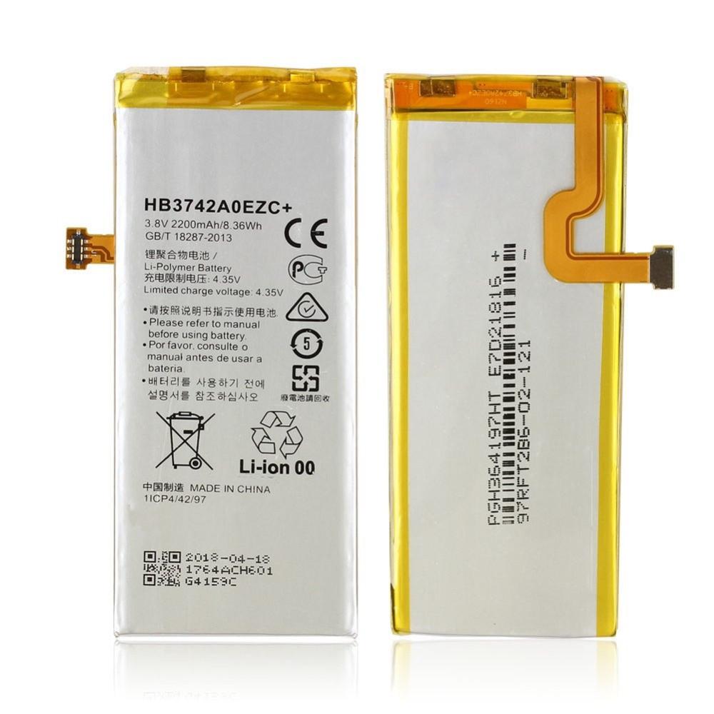 Аккумулятор HB3742A0EZC+ 2200mAh к Huawei P8 Lite