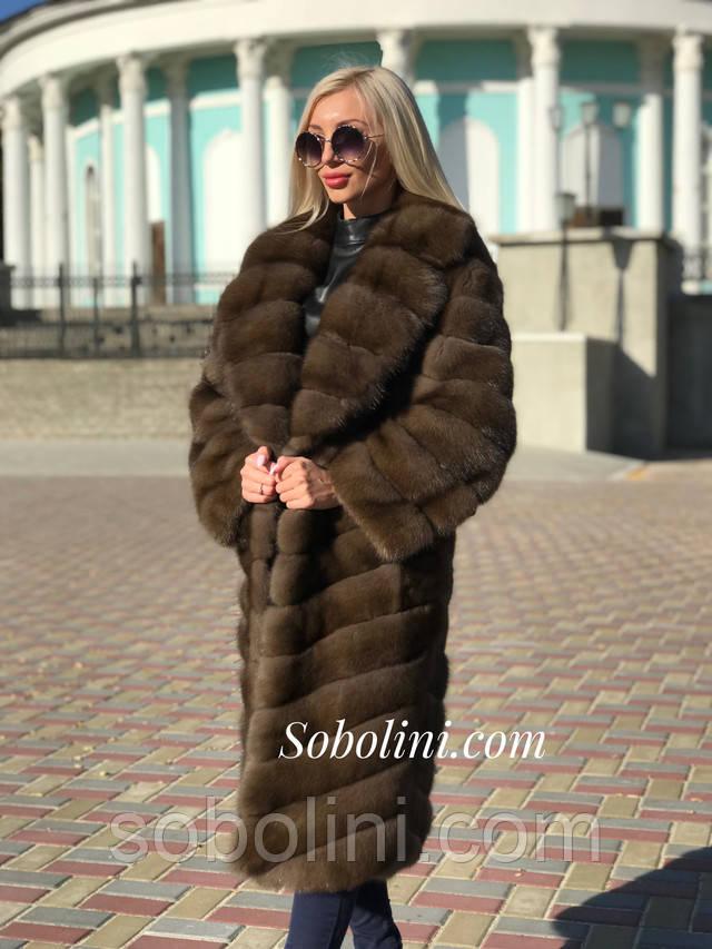 соболь в Украине, эксклюзивные шубы в Соболини