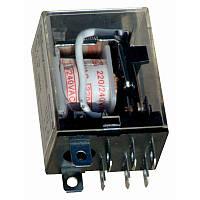 Реле промежуточное малогабаритное РП, контактная группа 2Z, 10А 24В DC Electro
