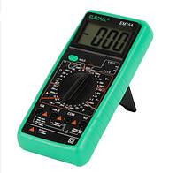 Профессиональный цифровой мультиметр тестер ELECALL-EM15A