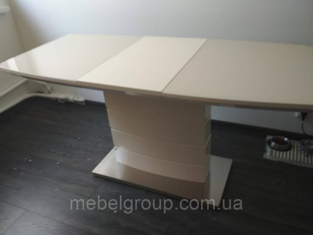 Стол TM-50-1 молочный 120/160x80