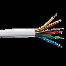 Сигнальный кабель GreenVision КСВП CCA 6x7/0.22 неэкранированный бухта 100м