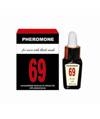 Pheromone 69 для мужчин, 10 мл, фото 2