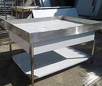 Столы производственные для выкладки и демонстрации рыбы, фото 1