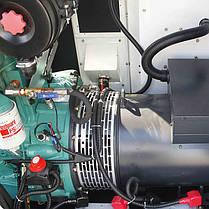 Генератор дизельный Matari MC70 (75 кВт), фото 2