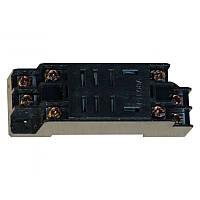 Разъем ППМ (монтажная панель к реле) с контактной группой 2Z, 10А Electro