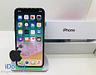 Телефон Apple iPhone X 256gb Space Gray  Neverlock  10/10, фото 5