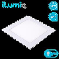 Потолочный светильник, светодиодный, встраиваемый 032 RL-12-S150-NW