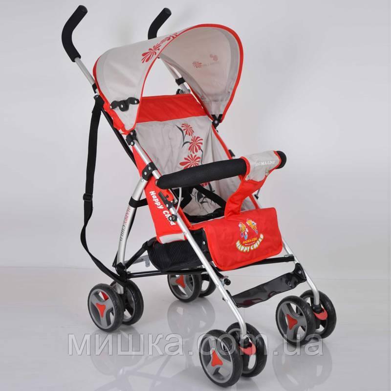 Детская прогулочная коляска Sigma B-Y-W 302 Red