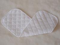 Вкладыши 3-х слойные хлопок многоразовые для памперсов подгузников