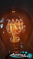 Лампа Эдисона  40W, 2700K, цоколь Е27 (диммируемая). Рэтро-лампа.