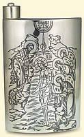 Серебряная фляга для святой воды АГ-2.5.0044