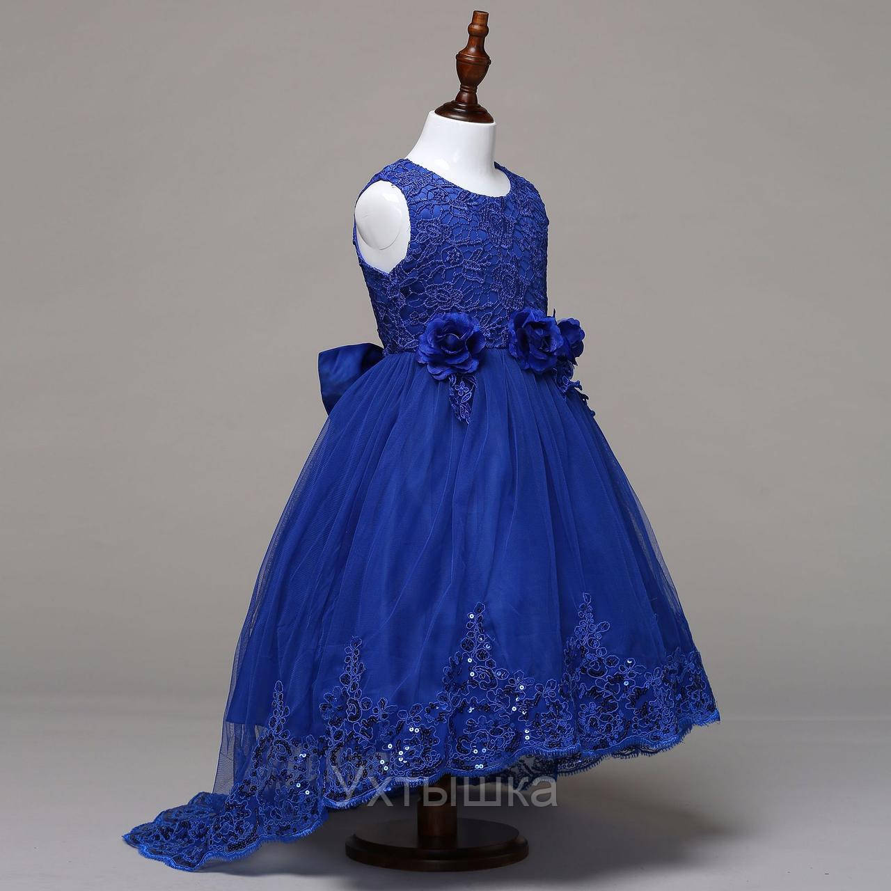 4c37433abe0 Нарядное платье для девочки 4-12 лет