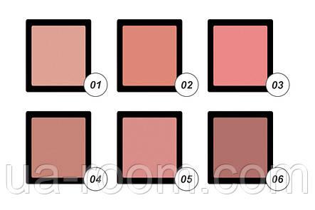 Компактные румяна Meis cosmetics MS0143, фото 2