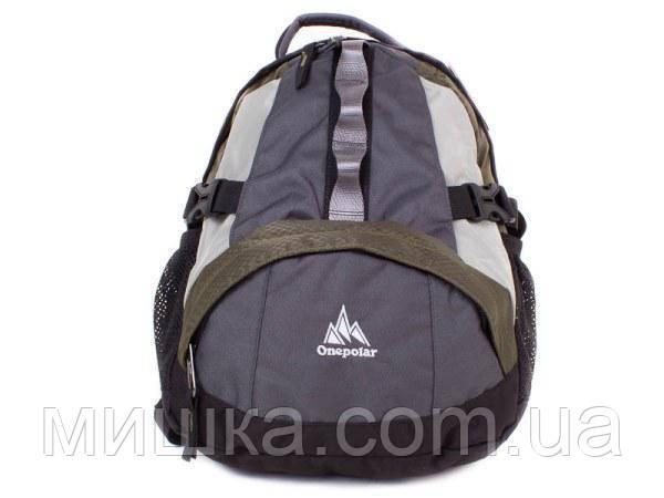 Рюкзак 30 л Onepolar 1017 зеленый