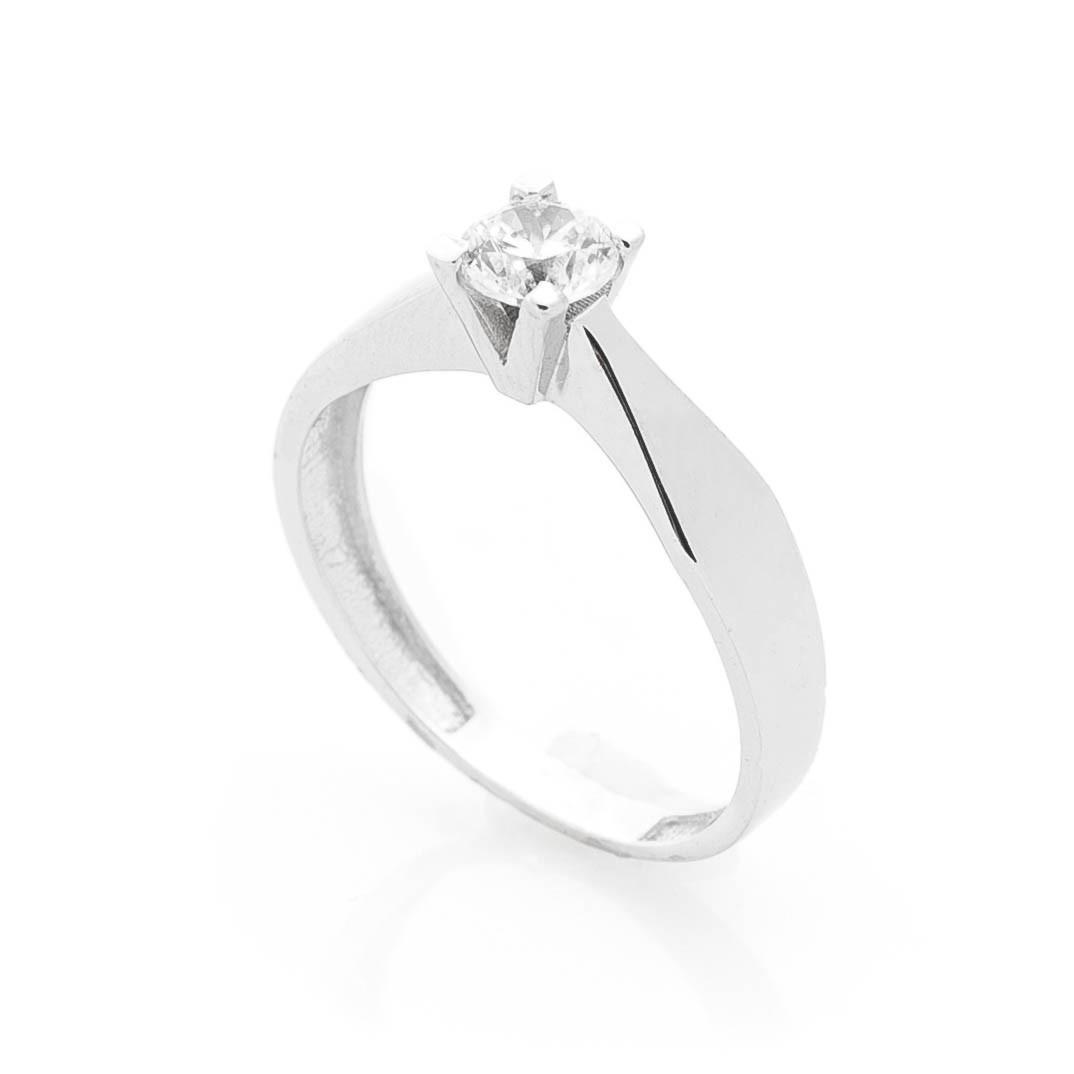 Помолвочное кольцо (фианит) гк04889