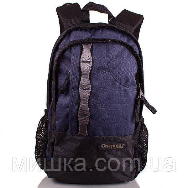 Рюкзак 20 л Onepolar 1106 синий