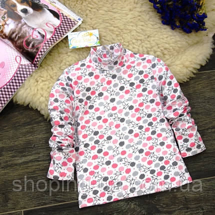 Водолазка детская для девочки Five Stars KD0142-116p, фото 2