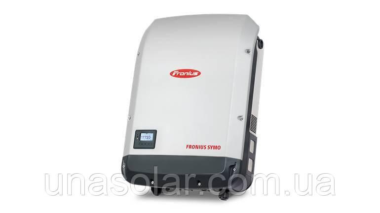 Мережевий інвертор Fronius SYMO 15.0-3-M Light (15 кВт, 3 Фазы/ 2 трекера)