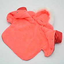 Курточка для собак Осень красная, фото 3