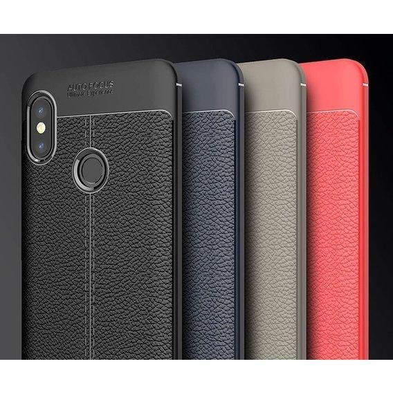 "Накладка Xiaomi Mi A2 Light/ Redmi 6 Pro ""Skin Shield"" Чёрная"
