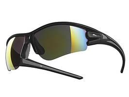 Спортивные очки со сменными линзами CRIVIT® Multi-Sportbrille schwarz