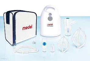 Ингалятор Medel Family Plus + сумочка