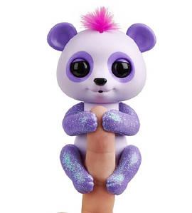 Панда Бинни интерактивная (фиолетовая) Fingerlings W3560/3562