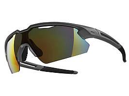 Спортивные очки со сменными линзами CRIVIT® Multi-Sportbrille grau